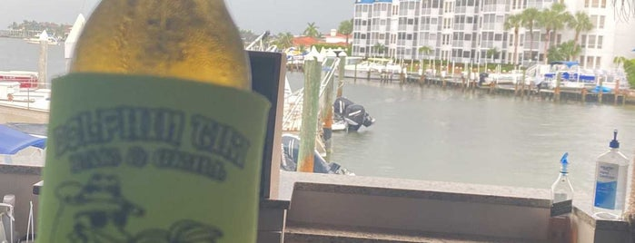 Dolphin Tiki Bar & Cafe is one of Marco Island, FL.