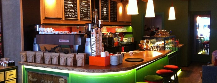 Mambocino Coffee is one of Istanbul 2.