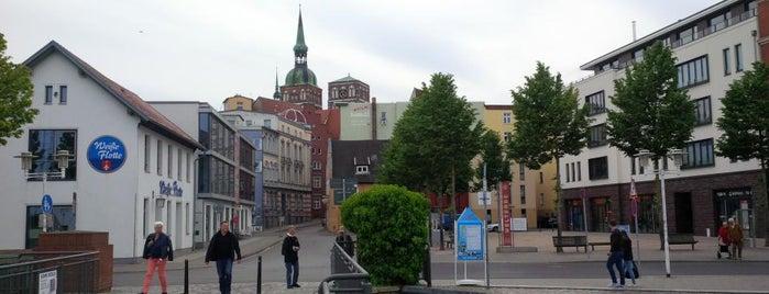 Fähranleger Stralsund is one of Stralsund🇩🇪.