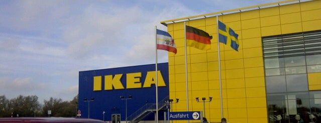 IKEA is one of Locais curtidos por Seat & Skoda Autohaus.