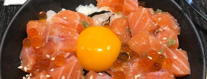 Seiryu Sushi is one of Lugares favoritos de Vithida.