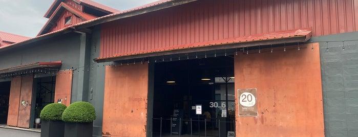 Warehouse 30 is one of Bangkok.