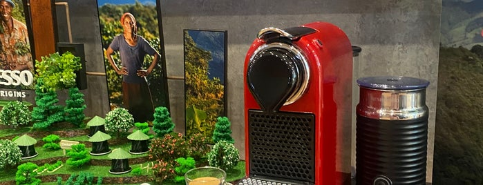 Nespresso Corner is one of 07_ตามรอย_coffee.