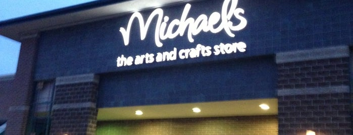 Michaels is one of Regular checkins.
