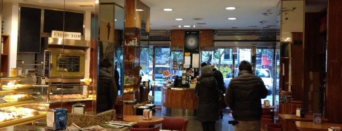 Bar Pasticceria Iannetta is one of Tempat yang Disukai Claudia.