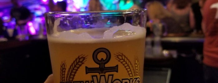 Wayzata Brewworks is one of Lieux qui ont plu à Brooke.