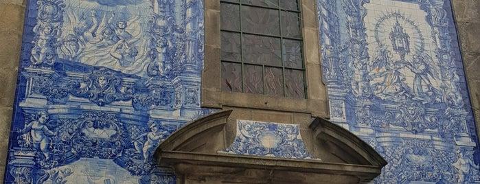 Capela das Almas is one of Pretty Porto 🇵🇹😎.