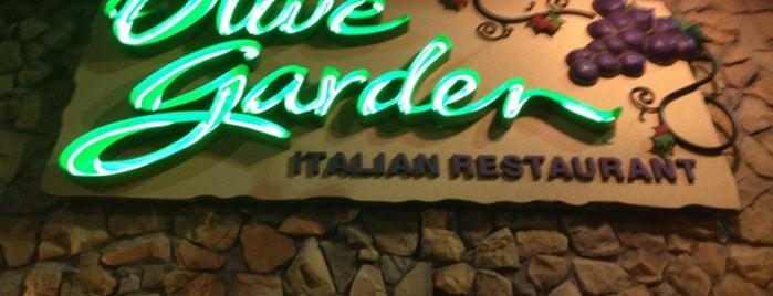 Olive Garden is one of Localities.