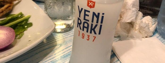 Derin Balikevi is one of Bodrum.