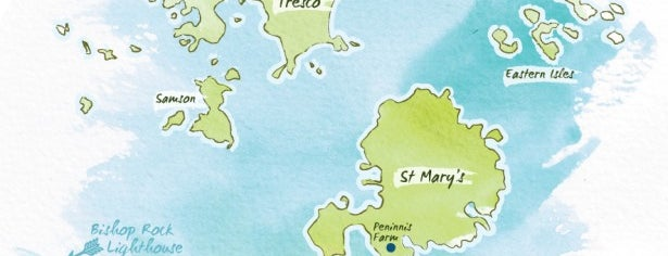 Isles of Scilly is one of Travel.