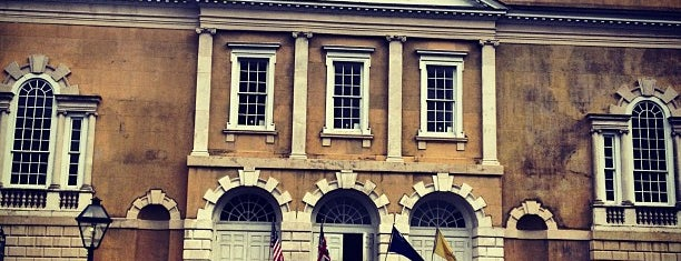 The Old Exchange & Provost Dungeon is one of Charleston.