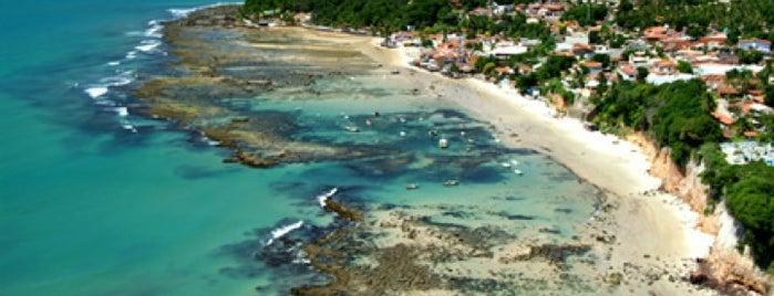 Praia da Pipa is one of Pontos turísticos.