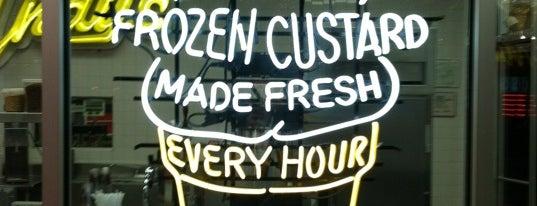 Andy's Frozen Custard is one of Dave'nin Beğendiği Mekanlar.