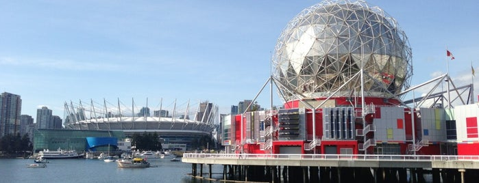 Science World at TELUS World of Science is one of Vancouverite - Best Places In and Around Vancouver.