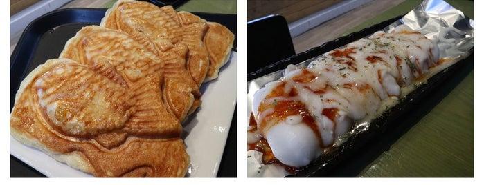 Snowy Village Dessert Cafe is one of Paul : понравившиеся места.