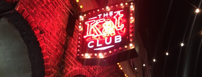 Kit Kat Club is one of Strip clubs.