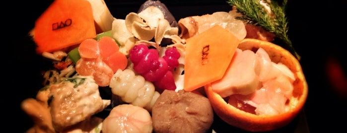 Kajitsu is one of NYC - One Star Michelin Restaurants.