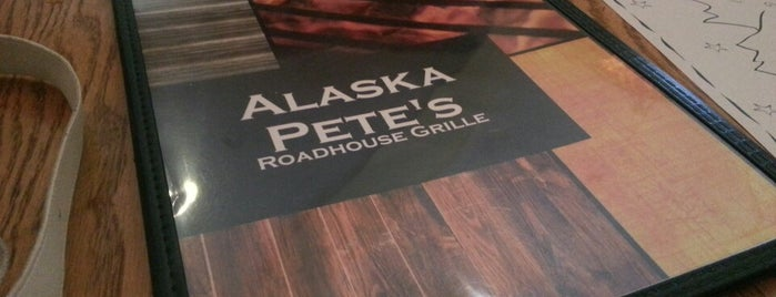 Alaska Pete's is one of Lieux sauvegardés par Lizzie.