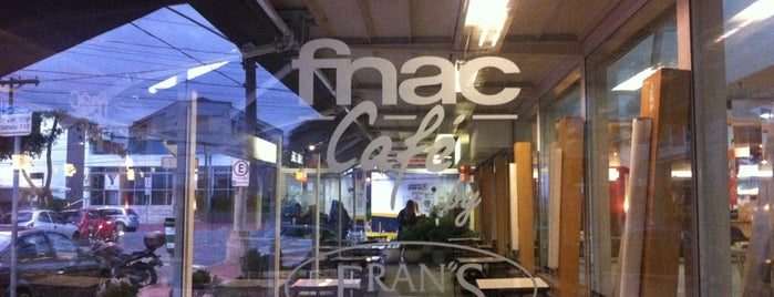 Fran's Café is one of Pinheiros.