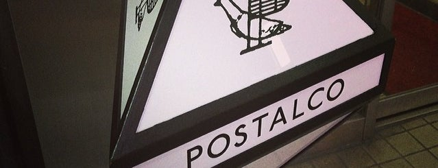 POSTALCO is one of TOKYO 2018.