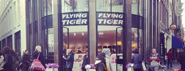 Flying Tiger is one of Lieux sauvegardés par Juan Carlos.