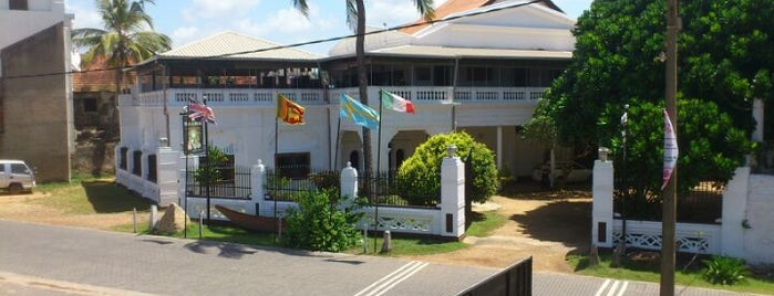 Rampart Hotel is one of Galle, Sri Lanka.