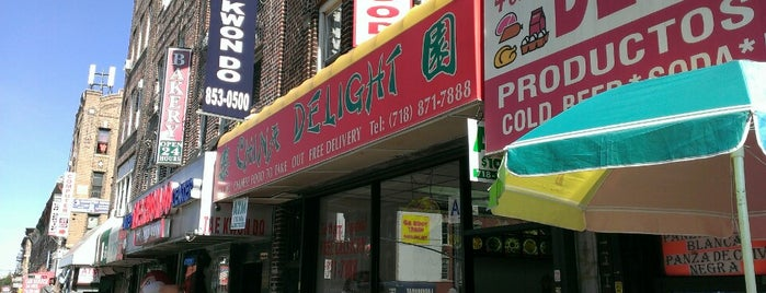 China Delight is one of Felicia's Liked Places.