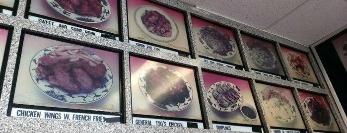Five Luck Restaurant is one of Lieux qui ont plu à Cindy.