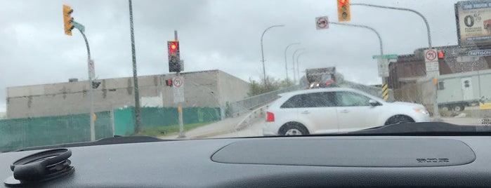 Arlington Street Bridge is one of A fazer em Winnipeg.
