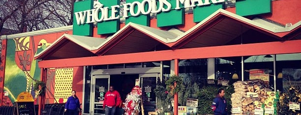 Whole Foods Market is one of Top 10 favorites places in Jamaica Plain, MA.