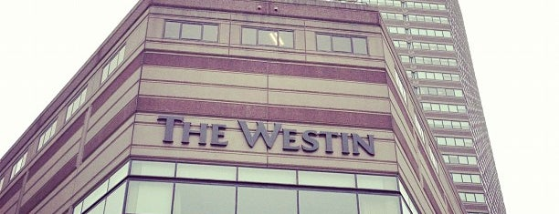 The Westin Copley Place, Boston is one of Posti che sono piaciuti a Jacqueline.