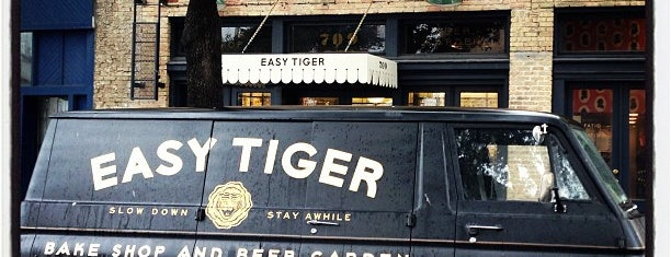 Easy Tiger is one of ATX.