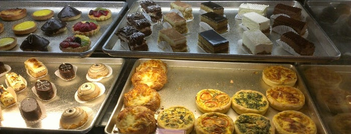 """Au Petit Four is one of Featured on PBS' """"Check, Please! Arizona""""."""