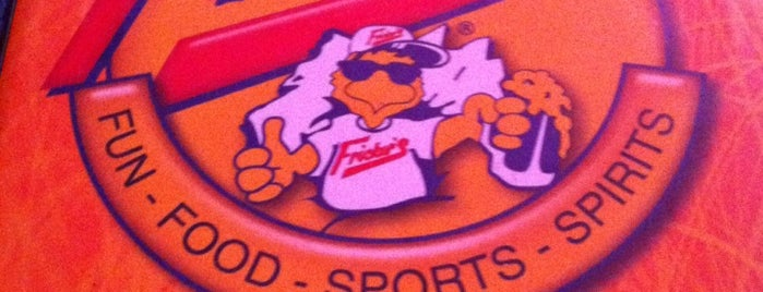 Fricker's is one of Top picks for Wings Joints.