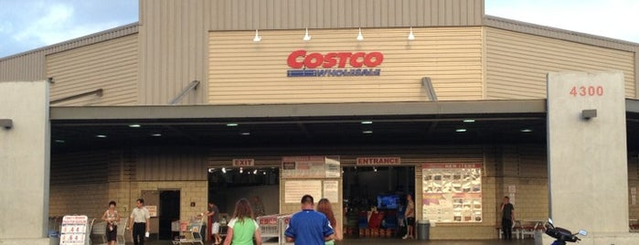 Costco is one of Kauai.