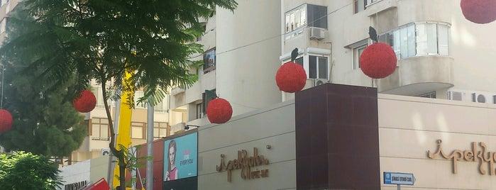 4. Uluslararası Portakal Çiçeği Karnavalı is one of Fadik 님이 좋아한 장소.