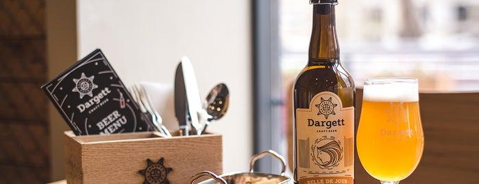 Dargett Craft Brewery is one of My Yerevan List.