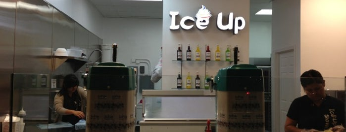 Ice Up is one of spot.