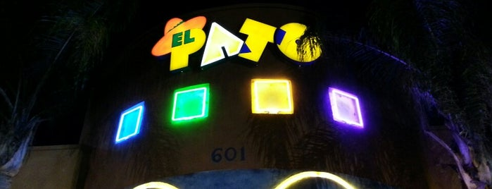 El Pato Mexican Restaurant is one of Joe Rodriguez 님이 좋아한 장소.