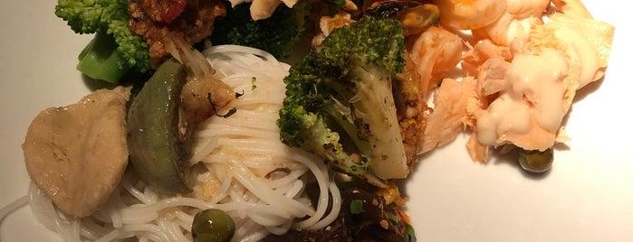 Goji Kitchen & Bar is one of สถานที่ที่บันทึกไว้ของ Huang.