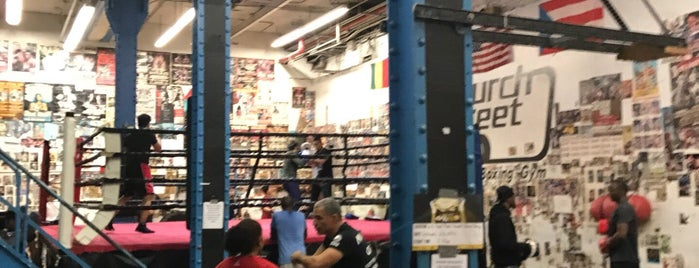 Church Street Boxing Gym is one of Personal NY.