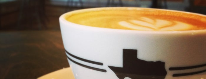 Houndstooth Coffee is one of Austin.