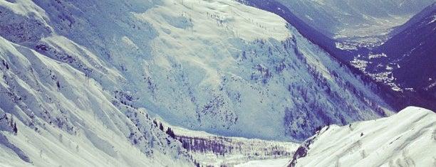 Vallorcine is one of Tempat yang Disimpan Demet.