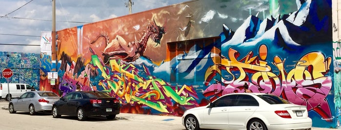 Miami Art District is one of Miami.