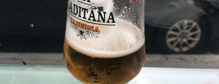 la gaditana is one of สถานที่ที่บันทึกไว้ของ Álvaro.