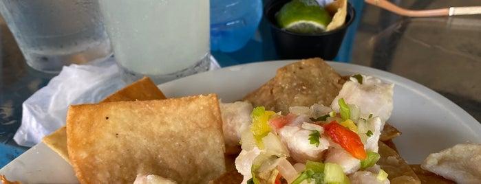 Que Pezcao is one of Eater 38 Essential San Juan Restaurants.