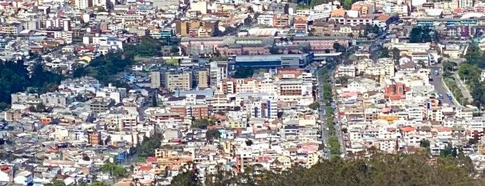 El Teleferico's Highest Point (El Punto Mas Alto En El Teleferico is one of Quito.