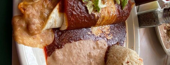 Taqueria TC Mexicana is one of Traverse City.