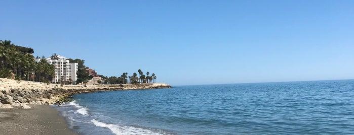 Playa del Morlaco is one of สถานที่ที่ Miguel ถูกใจ.