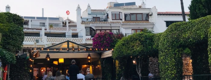 Restaurante El 34 is one of Nerja.